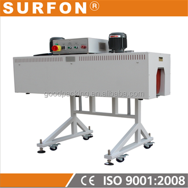 Label Good Vacuum Packing Machine for Bottles and Cups In Film