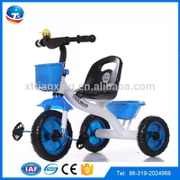 2015 Google wholesale China factory direct cheap price 3 wheel plastic baby tricycle design tuk tuk for sale