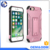 android phone hybrid hard phone case for iphone 7