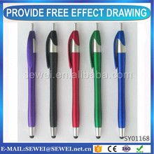 Manufacturer diect supply fine point stylus pen with overseas service