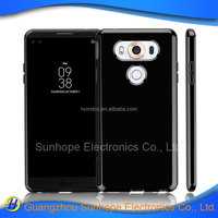 clear Transparent tpu soft cell phone case for LG V20 tpu cover