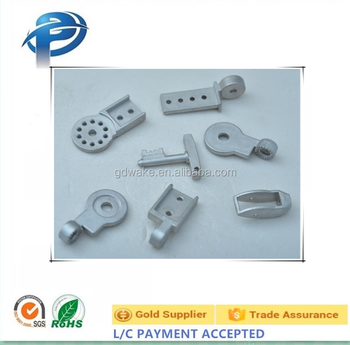 customized stainless steel casting pipe fitting Of various shapes