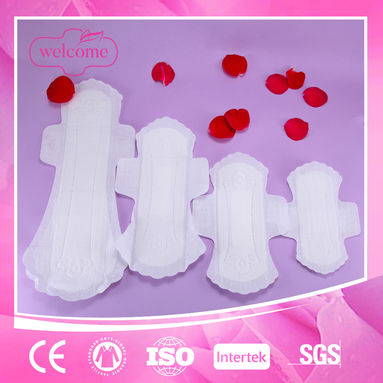 Waterproof and breathable OEM wing sanitary napkin distributors wanted