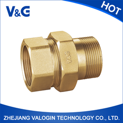 Chinese Supplier Brass Standard upvc pipe fitting