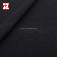 mechanical stretch fabric 10 years experience soft poly crepe fabric characteristics