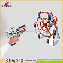 Best sale plastic air soft sniper toy gun shooting game for children
