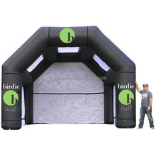 Hot sale inflatable golf net