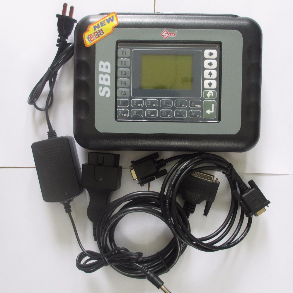 Latest version V33.02 Silca SBB key programmer