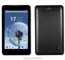"Hot sale Cheap mental case 7"" Dual sim Tablet Mtk6572 Dual core Android 512/4GB 1/8GB in stock"