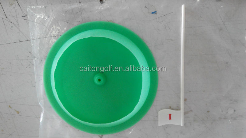 golf putting cup golf plastic putting cup golf hole cup