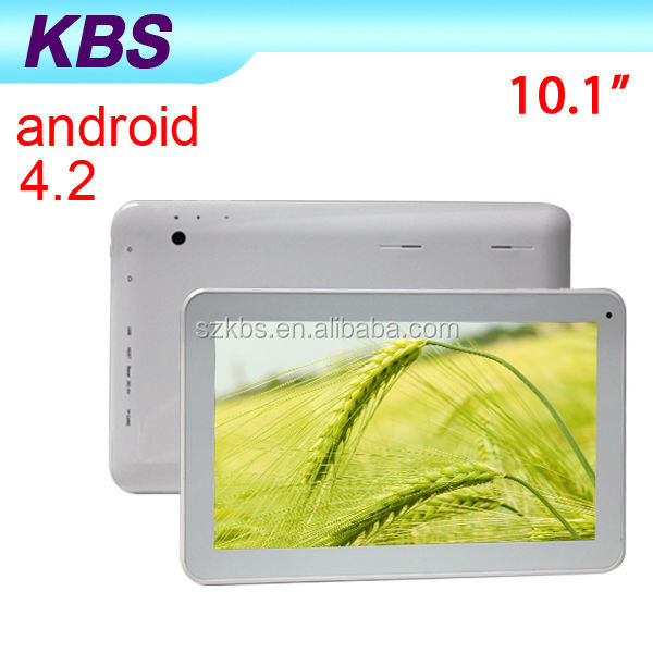 Tablet Pc With Front And Back Camera , M1005 Tablet Pc