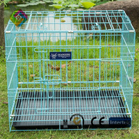 Pet transport cage sturdy and durable enclosed pet fence dog fence to assemble and remove small pet litter