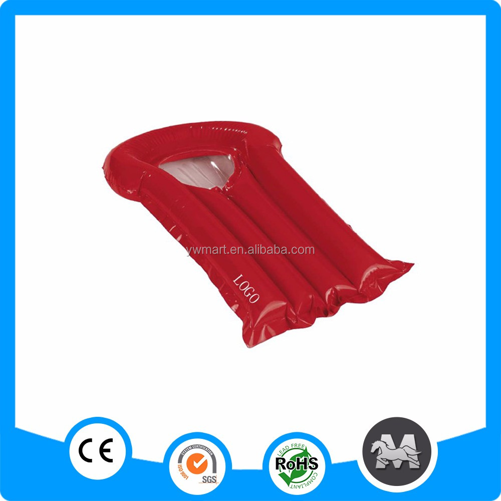 Wholesale customized available inflatable beach mattress