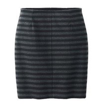 Women knitted stripes tight miniskirts