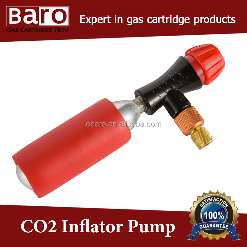 mini bike CO2 pump inflator