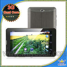 android 4.1 tab phones cheap tablets pc 7 mtk6577 3g sim cards*2