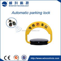 Smart durable strong waterproof & Anti-theft parking lock for housing estate