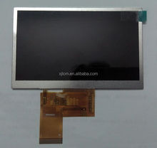 "4.3""lcd panle /touch screen"