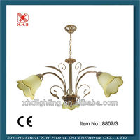 E14 Arabia chandelier lighting designed for home