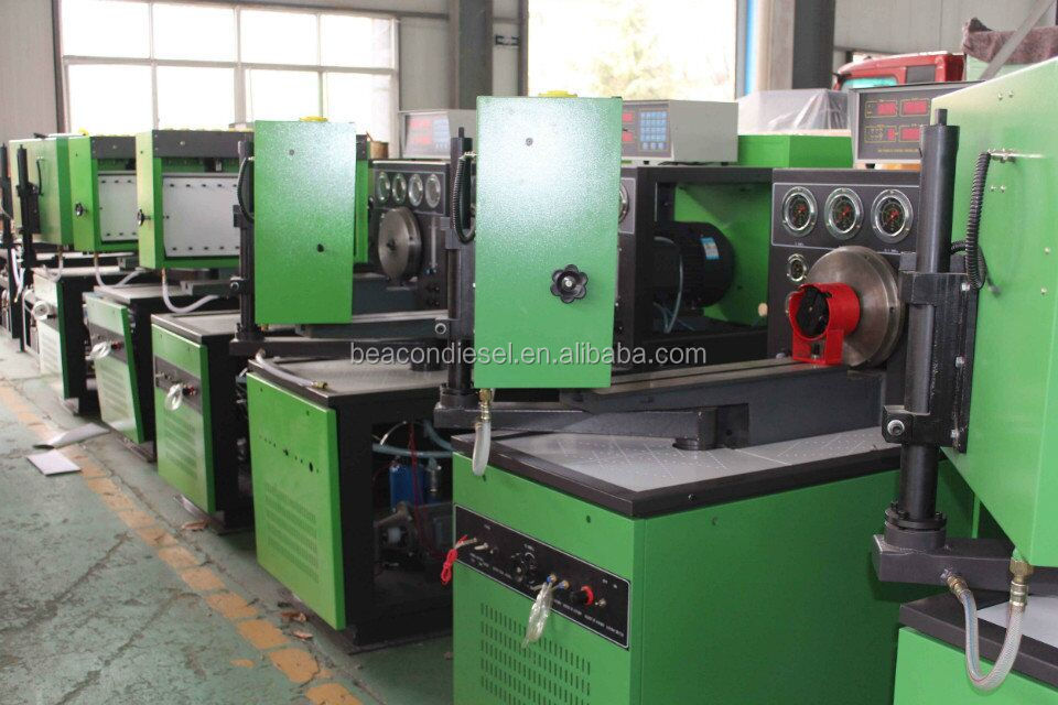 15KW 380V  digital diesel fuel injection pump test bench