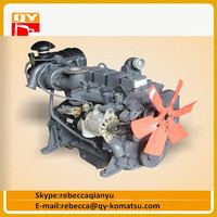 Truck Parts Engine Parts SC8DT250 Natural Gas Small Engines For Sale