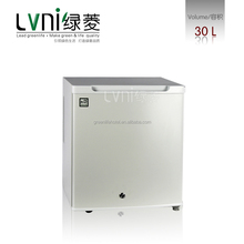 good quality LVNI 30L compact hotel room refrigerator without compressor /used fridge