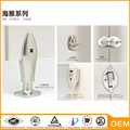 sanitary hardware metal hardware corners 304# SS toilet hardware