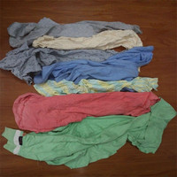 Industrial usage color cotton rags