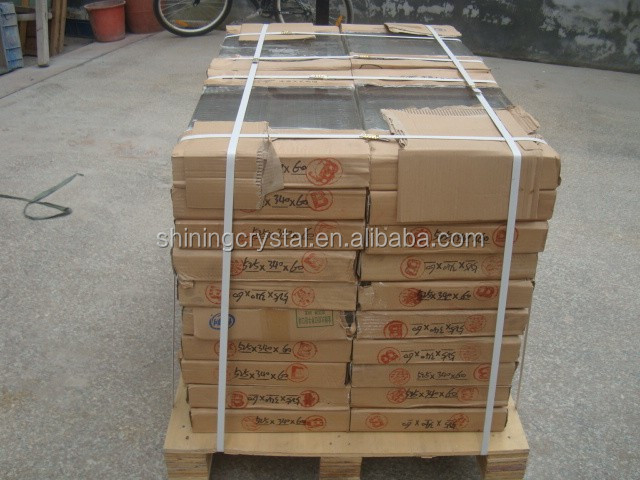 Manufacturer Raw crystal glass block