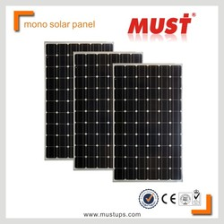 Hot China very popular factory price Mono solar PV panel 300w