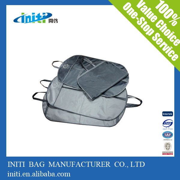 Initi Recyclable Customized Printed New Products Cheap Price Garment Plastic Bags