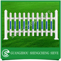 Safety water proof anti-UV cheap farm fence PVC vinyl fence