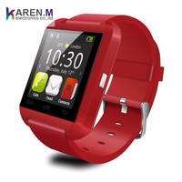 barato reloj inteligente Smart watch U8 GT08 DZ09 A1
