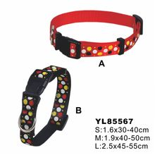 New Design Comfortable Best Recycled Material Dog Collar
