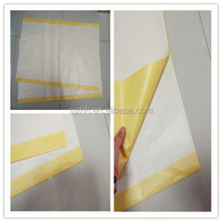 laminated matt print food plastic bags for rice packing
