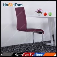New European Style Modern Metal French Dining Chair