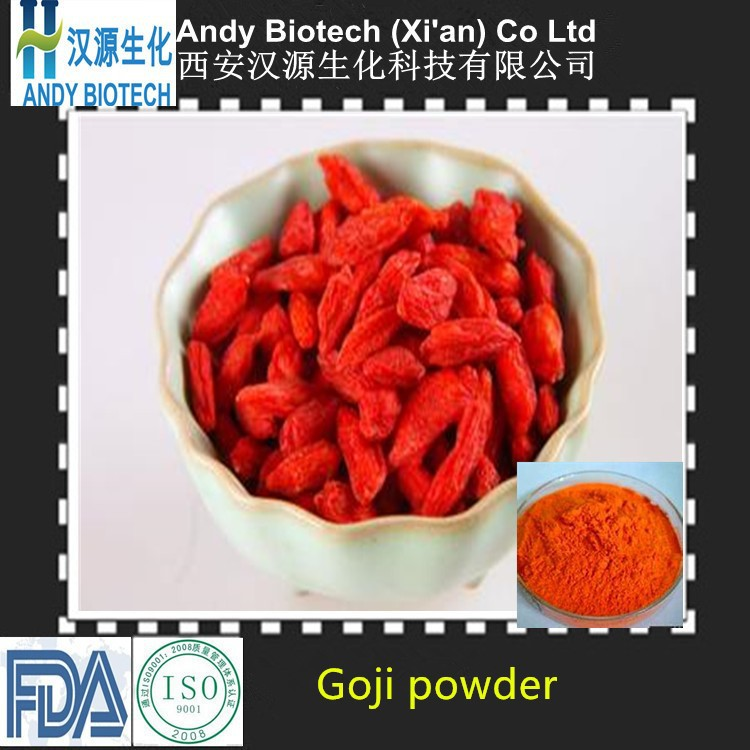 Low Price Polysaccharide 20% Goji Berry Extract