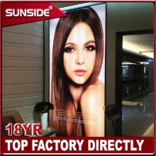 high quality outdoor/indoor Korea PET backlit banner film for advertising GL-13