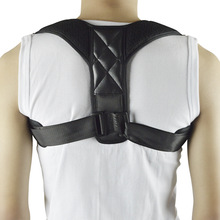 Back Posture Corrector Adjustable Clavicle Brace Comfortable Correct Shoulder Posture Support Strap for Women Men Improve