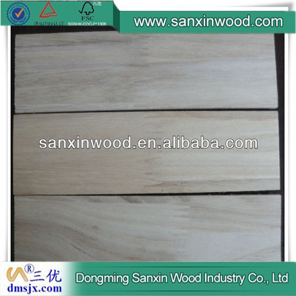 Paulownia Finger Joint Panel Board