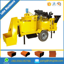 M7MI TWIN SUPPER hydroform bricks machine