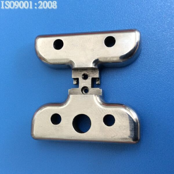 Special door brass hinge partsoutsourcing cnc metal parts