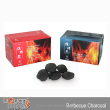Low Price 3KG Hardwood Charcoal Briquette for BBQ