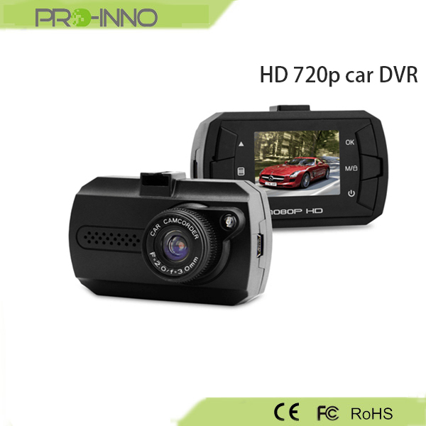 "Commercial 1.5"" HD small car DVR vehicle video black box dash camera"