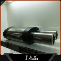 stainless steel car exhaust silencer