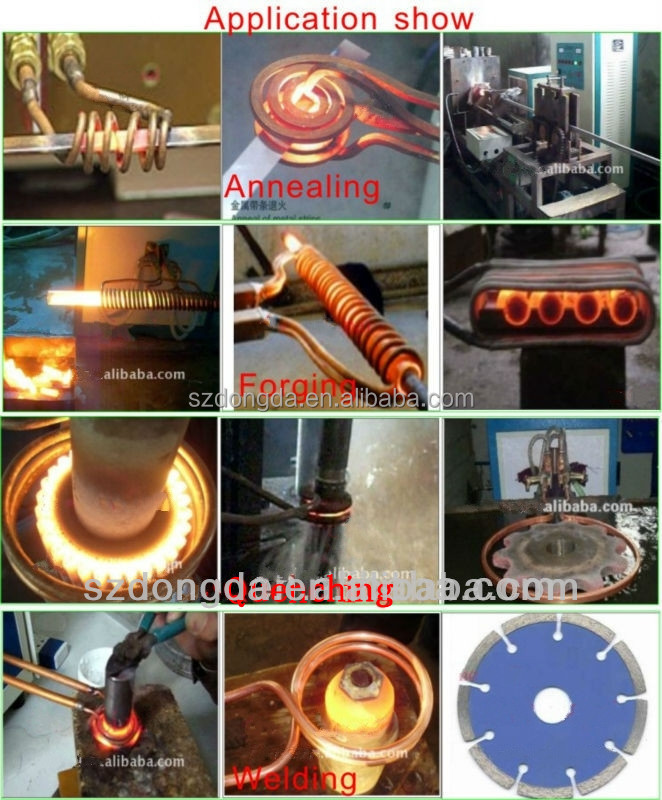 China Supply Easy Use Professional Induction Heating Boiler For Metal With High Service