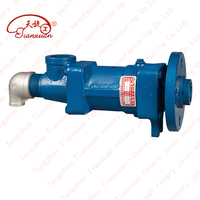 Nodular cast iron steam water rotary unions with high temperature