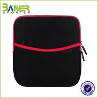 Custom made 14 inch neoprene laptop sleeve