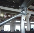 Scaffolding System--Cross Brace With Single Coupler