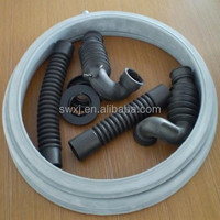 Rubber gasket and EPDM rubber hose for washing machine